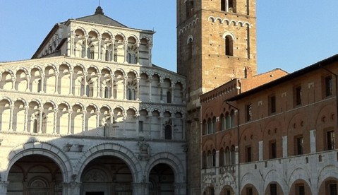 The Cathedral of St Martin (Italian Duomo)