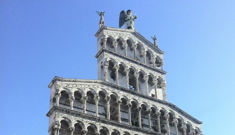 Church of San Michele in Foro Lucca